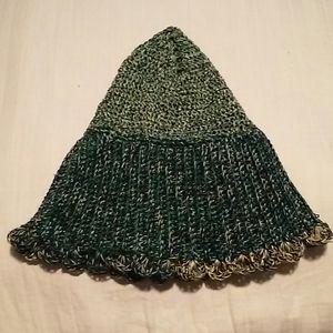 Cone Shaped Stocking Cap